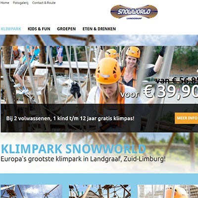 Klimpark Snowworld